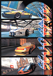 """Sega Super GT"": tecnologia de ""Virtua Fighter 3"""