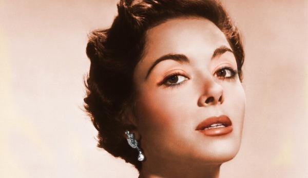 "Dana Wynter, a ""Grace Kelly"" morena"
