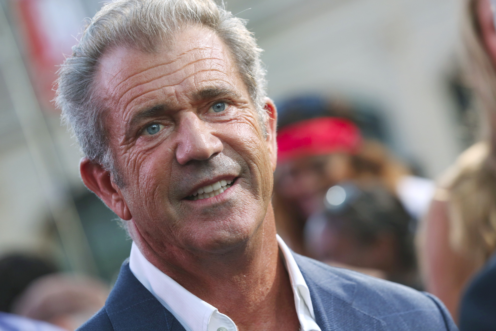 Mel Gibson (Foto: Alexandra Wyman/Invision for Lionsgate/AP Images)