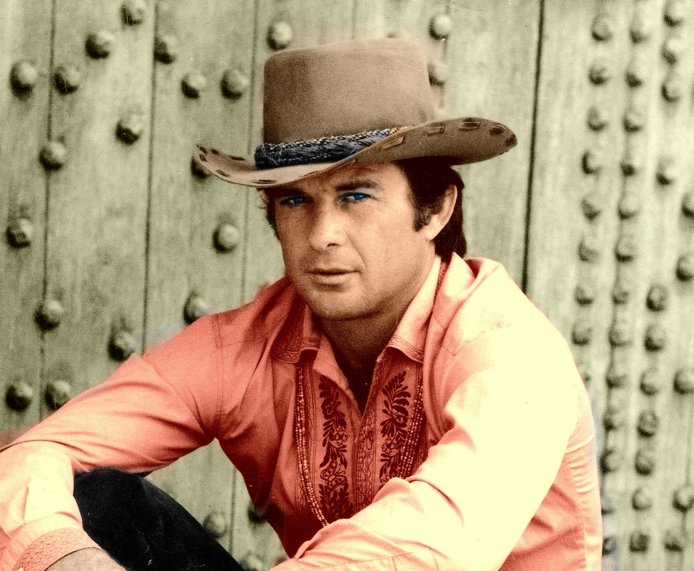 James Stacy como Johnny Madrid (Foto: ABC/Arquivo)