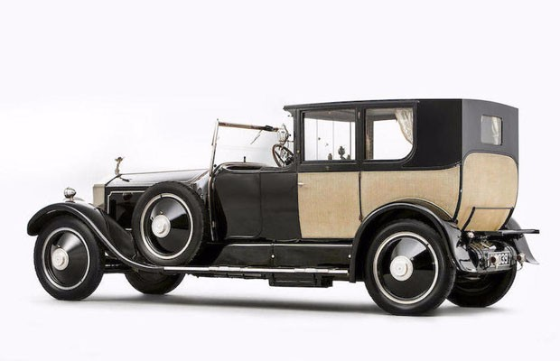 1926 Rolls-Royce Phantom I - 'The Phantom of Love' (Foto: Divulgação/Bonhams)
