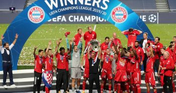 Bayern de Munique conquista a Champions League
