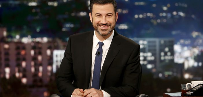 "JIMMY KIMMEL LIVE - ""Jimmy Kimmel Live"" airs every weeknight at 11:35 p.m. EST and features a diverse lineup of guests that includes celebrities, athletes, musical acts, comedians and human-interest subjects, along with comedy bits and a house band. The guests for Wednesday, May 24 included Zac Efron (""Baywatch""), Connie Nielsen (""Wonder Woman"") and musical guest Zac Brown Band. (Randy Holmes/Walt Disney Television via Getty Images) JIMMY KIMMEL"