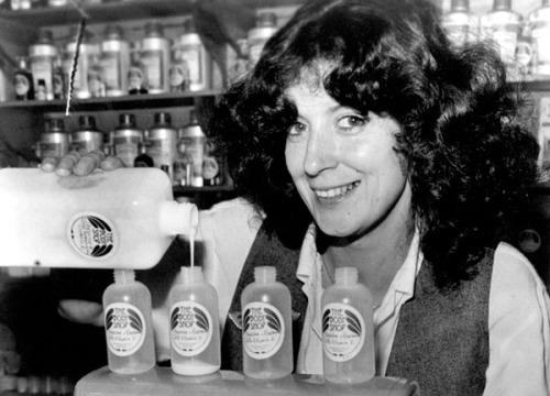 Anita Roddick, fundadora da Body Shop (Foto: www.tumblr.com/Divulgação)