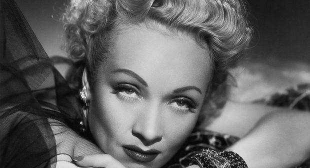 Marlene Dietrich era conhecida por suas joias incríveis (Foto: Reprodução)