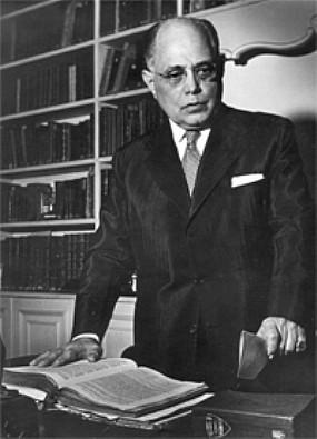 Francisco Cavalcanti Pontes de Miranda, uma das grande figuras culturais do  Brasil