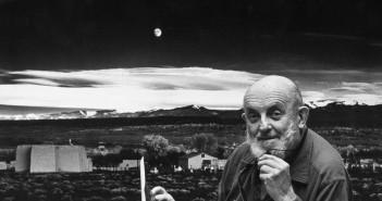 1974: Ansel Adams, foi um dos maiores fotógrafos do mundo (Photo by Joe Munroe/Hulton Archive/Getty Images)