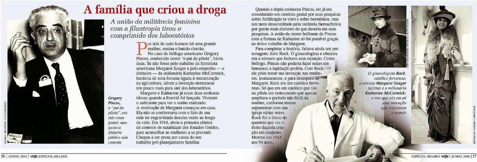 John Rock - Gregory Goodwin Pincus