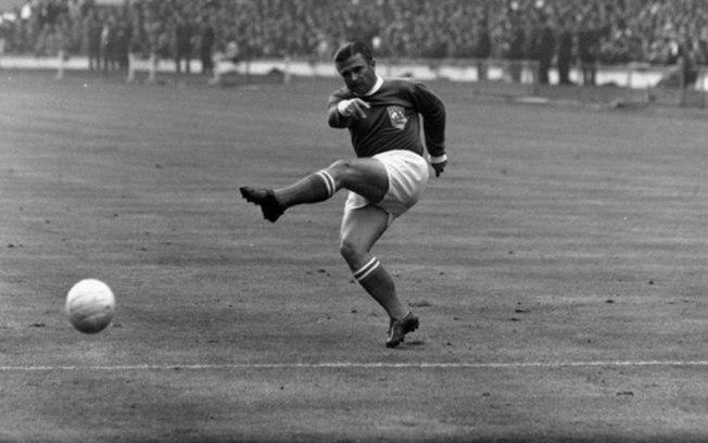 Puskas é o grande nome do futebol húngaro - (Foto: Reprodução)