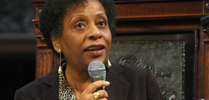 Ivone Ferreira Caetano foi eleita a primeira desembargadora negra do Tribunal de Justiça do Rio (Foto: Érica Ramalho/Divulgação/Alerj)