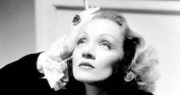 Marie Magdalene von Losch, que se tornou conhecida, no mundo das artes, como Marlene Dietrich.