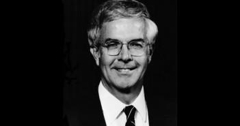 Sanford N. McDonnell, sucedeu seu tio como presidente da empresa aeroespacial McDonnell Douglas