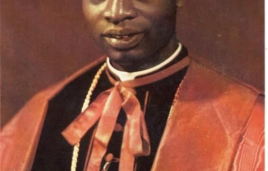 Laurean Rugambwa, o 1º cardeal africano