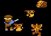 """Em 1984, """"Gremlins"""" era sucesso nos cinemas, mas o jogo para Atari 2600 foi ignorado"""