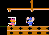 """""""Mappy"""" foi um dos primeiros jogos da Namco para o Famicom"""