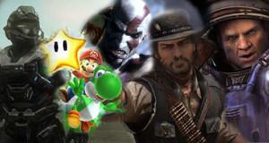 Veja alguns dos principais jogos lançados em 2010