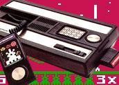 O Intellivision, da Mattel
