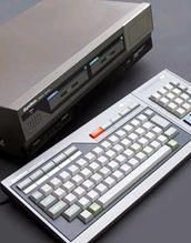 O MSX Expert, da Gradiente, chegaria ao Brasil dois anos depois