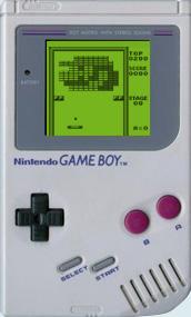 """Game Boy começa sua carreira de sucesso nos EUA. """"Tetris"""" e """"Alleyway"""" são os primeiros jogos"""