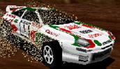 """""""Sega Rally"""", para Sega Saturn"""