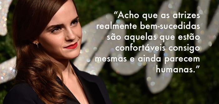 Emma Watson, atriz e ativista