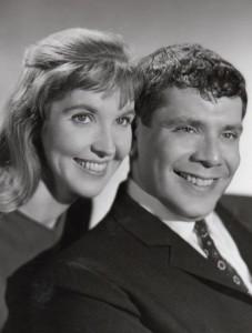 Anne Meara e Jerry Stiller