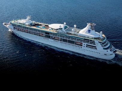 Kate McCue comandará o Celebrity Summit, da Celebrity Cruises (Foto: Canarinho Press)
