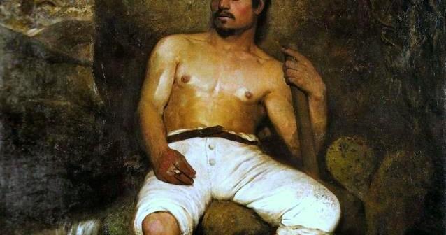Foi o primeiro a retratar com fidelidade a postura displicente do homem do campo