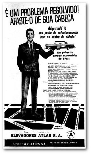 O Estado de S.Paulo -  (Foto: 26/10/1958)