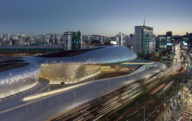 Dongdaemun Design Park
