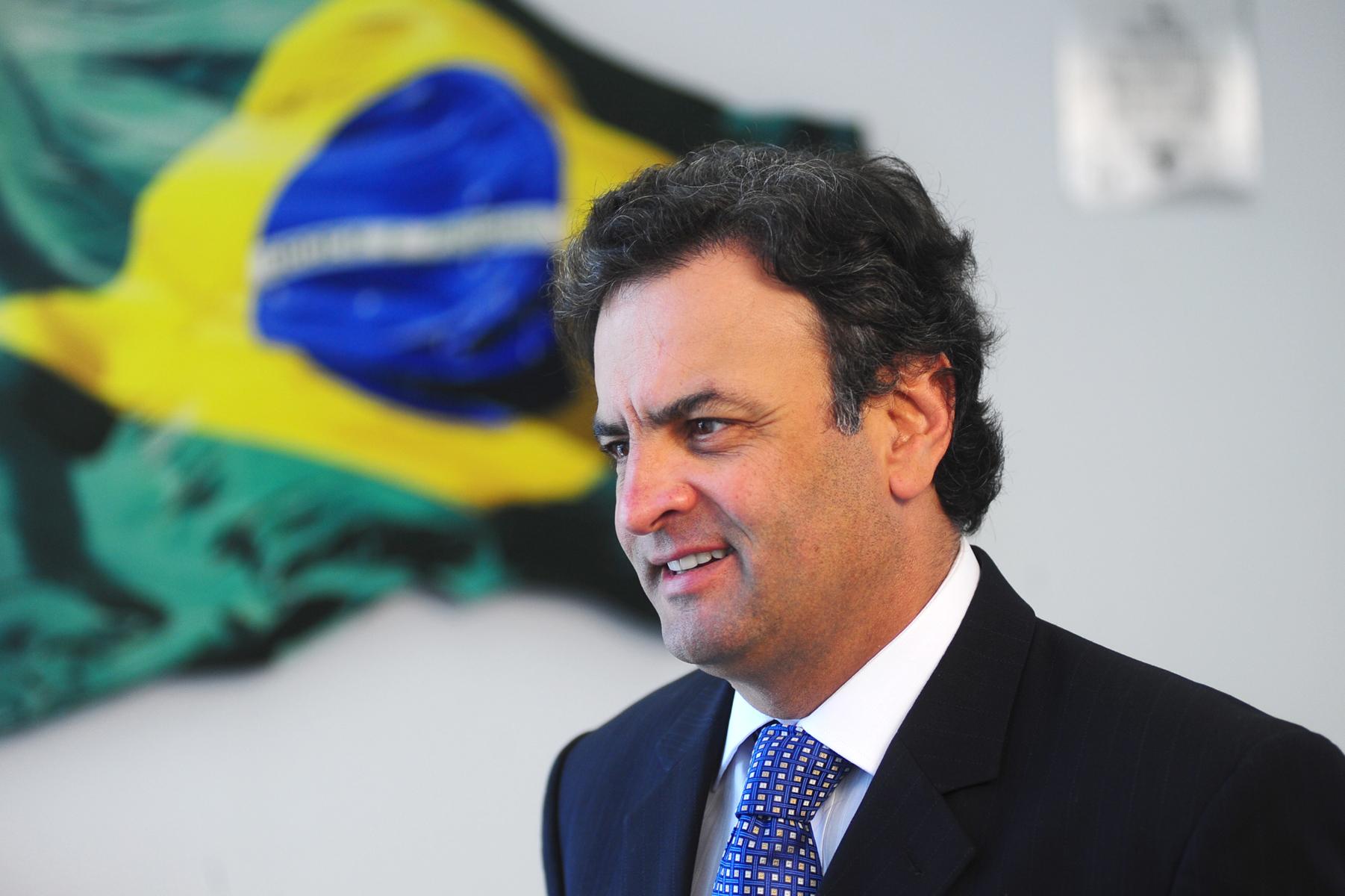 Aécio Neves (Foto: Correio do Estado/Reprodução)