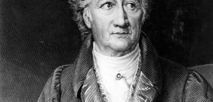 J.W.VON GOETHE - Johann Wolfgang von Goethe