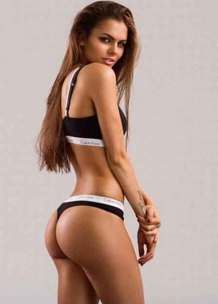 Viki Odintcova, belíssima modelo russa (Foto: Reprodução Instagram)