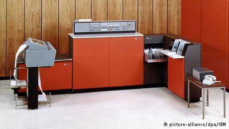 O primeiro mainframe da IBM