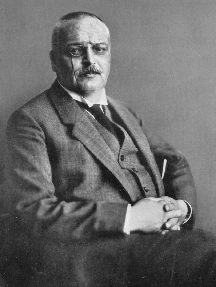 Alois Alzheimer (1864 - 1915) - (Foto: Find A Grave Memorial/Divulgação)