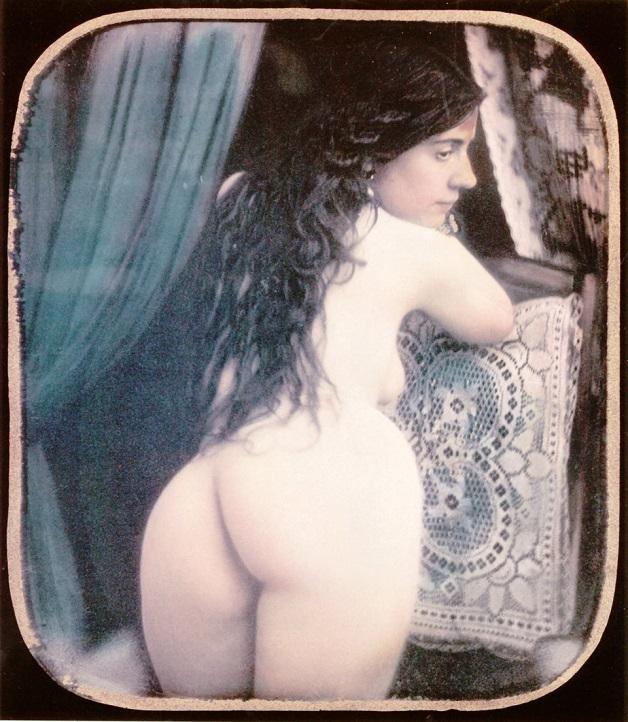 Fotos clicadas em meados dos anos 1850 por um artista desconhecido (Foto: Galerie Bilderwelt/Getty  Images)
