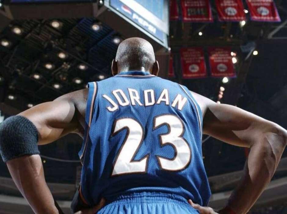 Esportistas podem ser excelentes motivadores. E com o melhor jogador de basquete de todos os tempos não é diferente (Foto: Facebook / Reprodução)