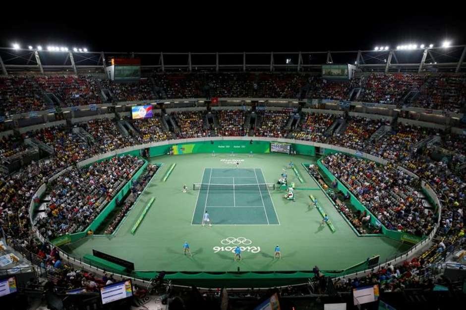 Centro Olímpico de Tênis - (Foto: EFE)