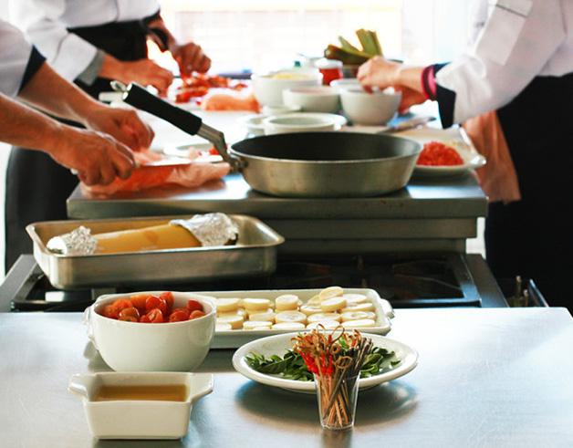 O primeiro curso vegano de chef do Brasil (Foto: Imagens © Gabrielle Mahamud/por Redação Hypeness)