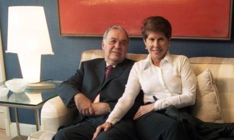 Sérgio Fadel e Hecila Fadel