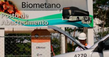 Itaipu inaugura primeira fábrica de biometano do país | Agência Brasil