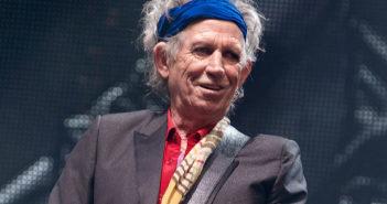 Keith Richards (Foto: Cultura - Estadão)