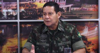 General Mourão ANTONIO HAMILTON MOURÃO
