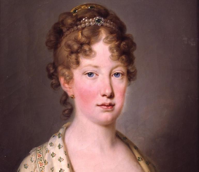 Imperatriz Maria Leopoldina (1797- 1826)