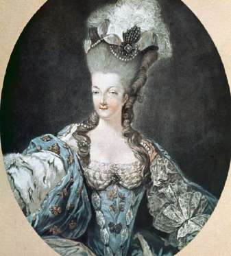 MARIA ANTONIETA, RAINHA DA FRANÇA