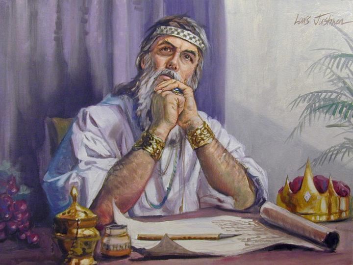REI SALOMÃO / rei de Israel