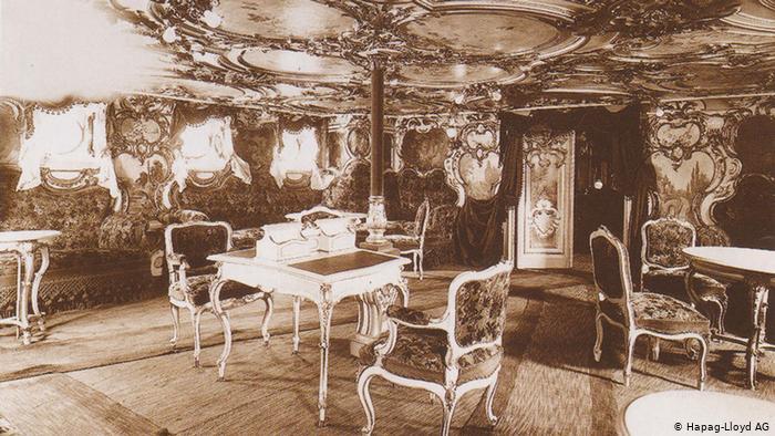 Teutonic, o primeiro transoceânico a vapor sem velas.