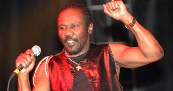 Toots Hibbert bei einem Auftritt 2007. (Quelle: imago images / ZUMA Press)