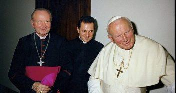 Marian Jaworski, amigo fraterno de São João Paulo II