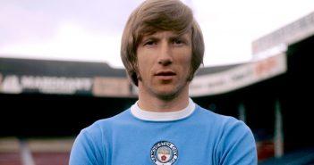 Colin Bell, ídolo e ex-jogador do Manchester City